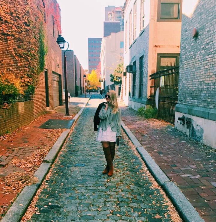 Fall in { love with } Philly